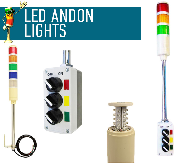 LED Andon Lights