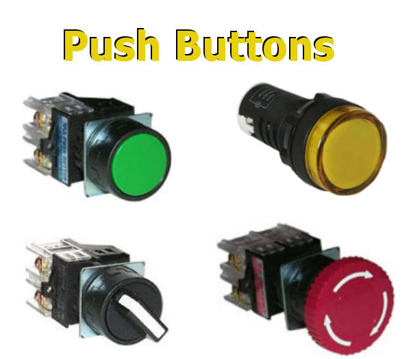 Industrial Push Buttons