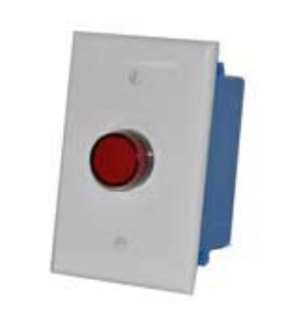 Wall plate led pilot lights switches signaworks wall plate pilot light and switch assembly white aloadofball Image collections