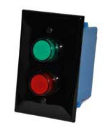 Wall plate led pilot lights switches signaworks wall plate pilot light and switch assembly black aloadofball Image collections