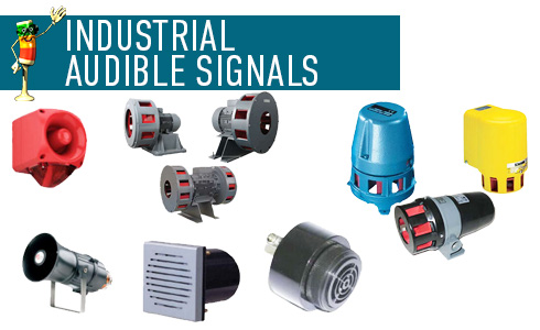 Industrial Audible Signals