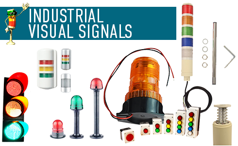 Industrial Visual Signals