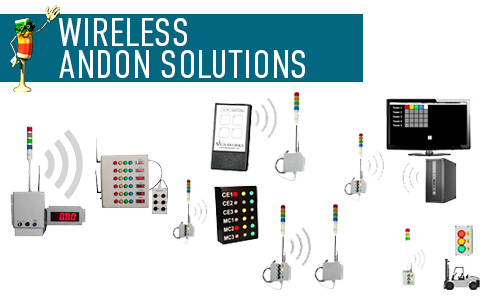 Wireless Andon Solutions