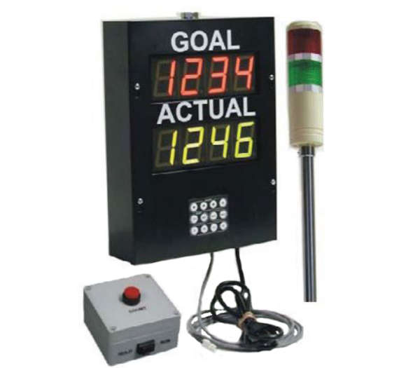 Led Production Timers And Counters Signaworks